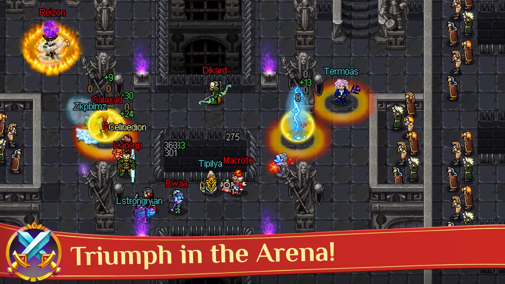Warspear Online (MMORPG, RPG, MMO) screenshot #5