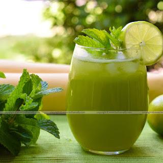 Mint Lime Recipe
