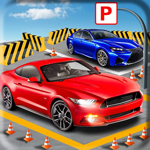 Multi Car Parker Free Game : Super Car Drive