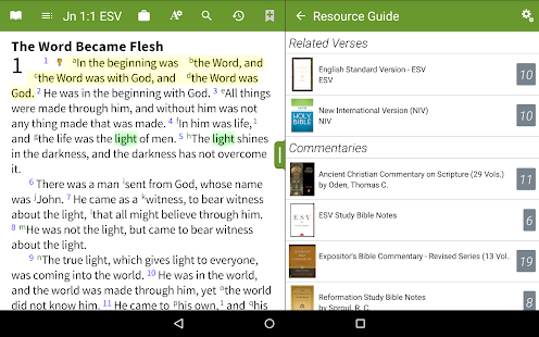 Bible+ by Olive Tree- screenshot thumbnail