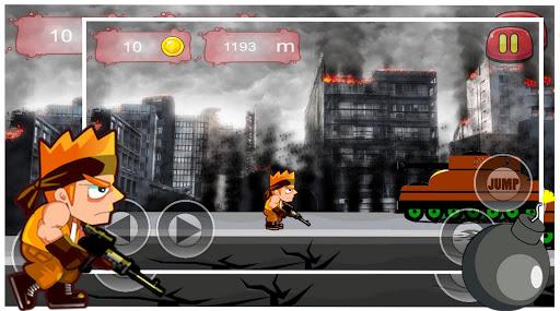 Télécharger Militia Soldiers Iron APK MOD (Astuce) screenshots 3
