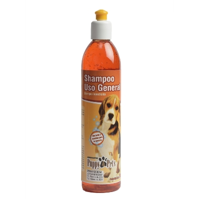 champu para mascotas puppy uso general 390ml