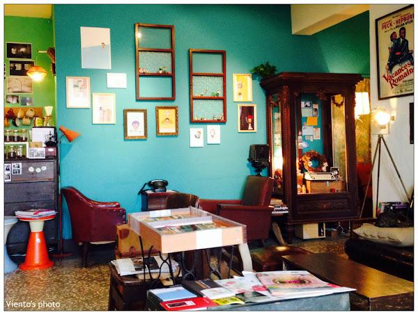 目目 。MùMù 咖啡 展覽 藝文空間 (已歇業)