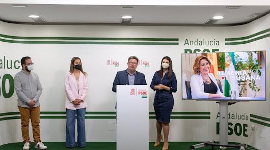 Los 'susanistas' de Almería comienzan la campaña