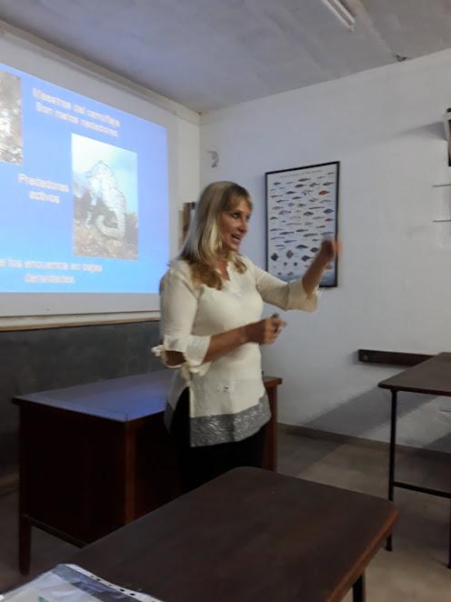 El CASE, primer institución argentina en el programa ISeaHorse 1