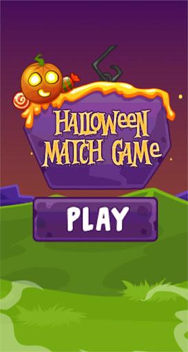 ハロウィーンマッチ3ゲーム