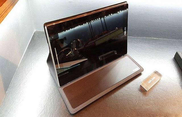 Màn hình hiển thị cho chất lượng tốt ảnh trung thực trên  Asus ZenPad 8
