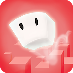 Square Jump Plus Icon