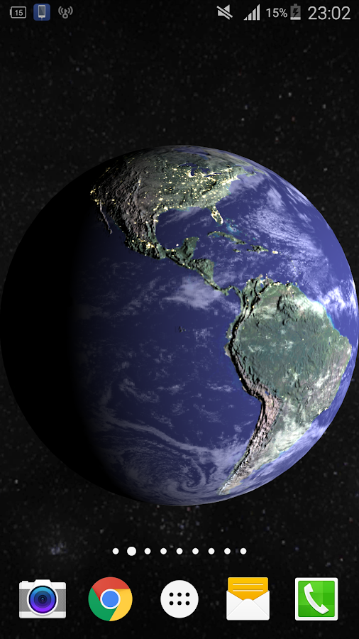 3d earth live wallpaper pro hd android apps on google play