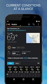 Weather Underground Screenshot 1