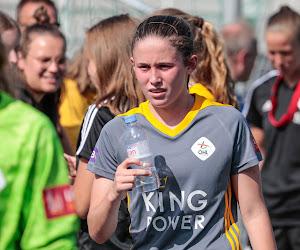 Jonge speelster OH Leuven is tweede speelster van de maand in Super League