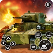 Army Modern Tanks Combat Attack 3D