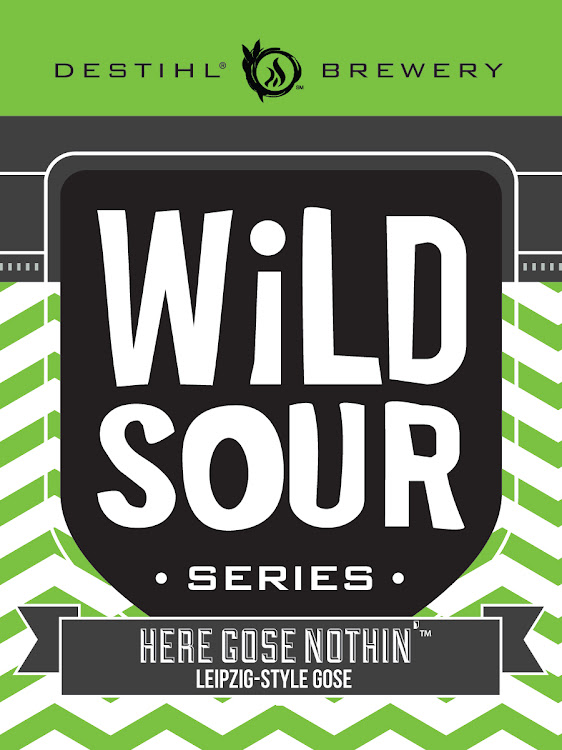 Logo of DESTIHL Wild Sour Series: Here Gose Nothing Taco Gose W/ Cilantro, Cumin And Poblano Peppers