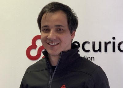 Michael Morton, Solutions Architect at specialist managed IT security services company, Securicom
