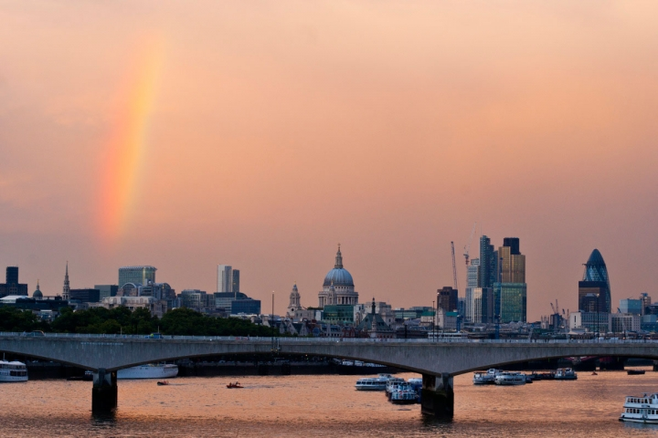 Skyline Londinese di bondell