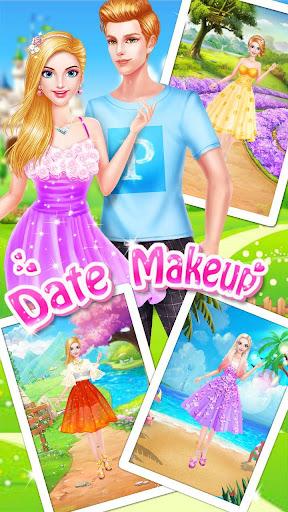 Date Makeup - Love Story  screenshots 7