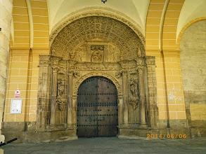 Photo: Los Arcos- Iglesia Santa Maria