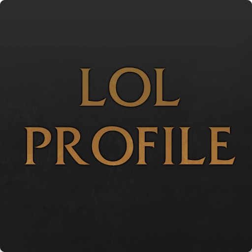 LoLProfile League of Legends 娛樂 App LOGO-APP試玩