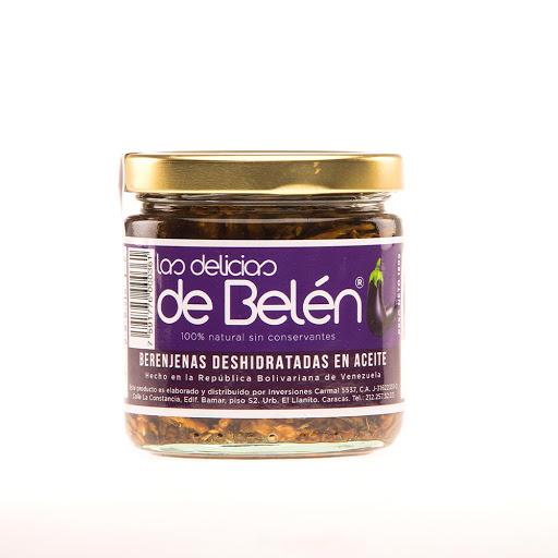 berenjenas deshidratadas delicias de belen 180gr