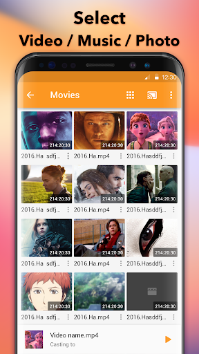 Cast to TV - Chromecast, Roku, stream phone to TV 1.4.0.4 screenshots 2