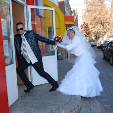 Wedding photographer Yuriy Rublevskiy (0667000070). Photo of 13.11.2015