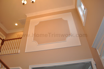 Photo: (After) Cirelli's Foyer wall panel Perkasie, PA