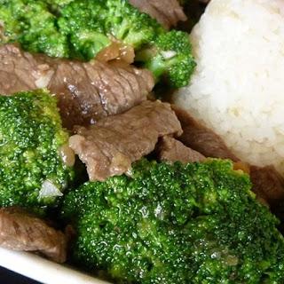 Broccoli Beef I