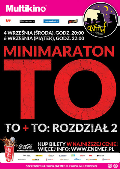ENEMEF: Minimaraton Horrorów z TO - 4.09 i 6.09
