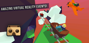 Trail World VR Virtual Reality