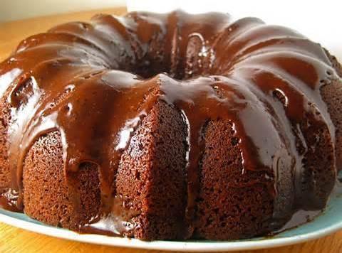 Chocolate Chip Bundt Cake Recipe