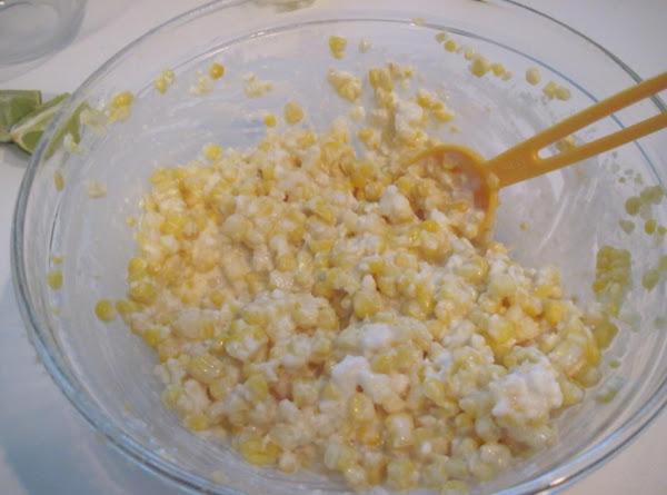 Esquites/ Creamy Corn Cups Recipe