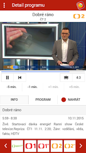 Mazaná TV Mobile- screenshot thumbnail