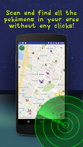 免費下載角色扮演APP|Poké Scanner - Nearby Pokemons app開箱文|APP開箱王