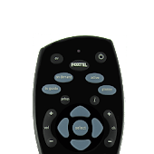 Remote for Foxtel