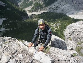 Photo: Luca sul terzo tiro.