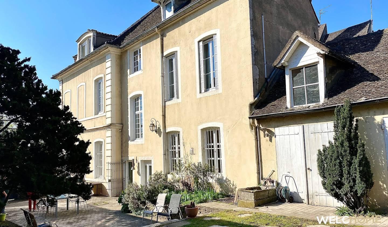 Hôtel particulier avec jardin Chalon-sur-saone