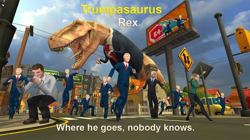 Trumpasaurus Rex - Trump Dino