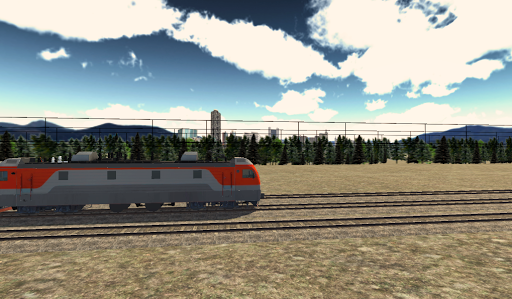 Luxury Train Simulator screenshot 1