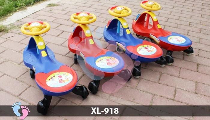 Xe lắc trẻ em Broller XL-918 2