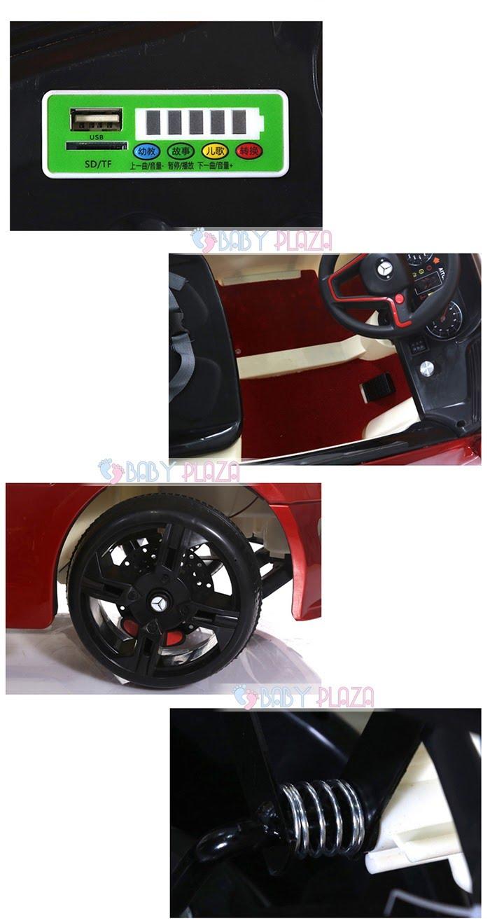 Xe ô tô điện cho bé yêu AT-1158 (AT-1118) 8