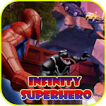 Sliders Infinity Superhero Icon
