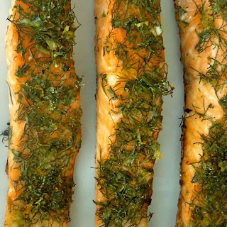 Herb-Rub Salmon