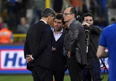 """""""Charleroi devra peut-être accepter une saison en-dessous et en tirer les leçons"""""""