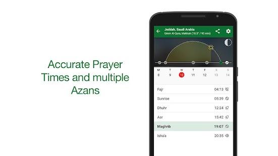 Muslim Pro: Azan,Quran,Qibla- screenshot thumbnail