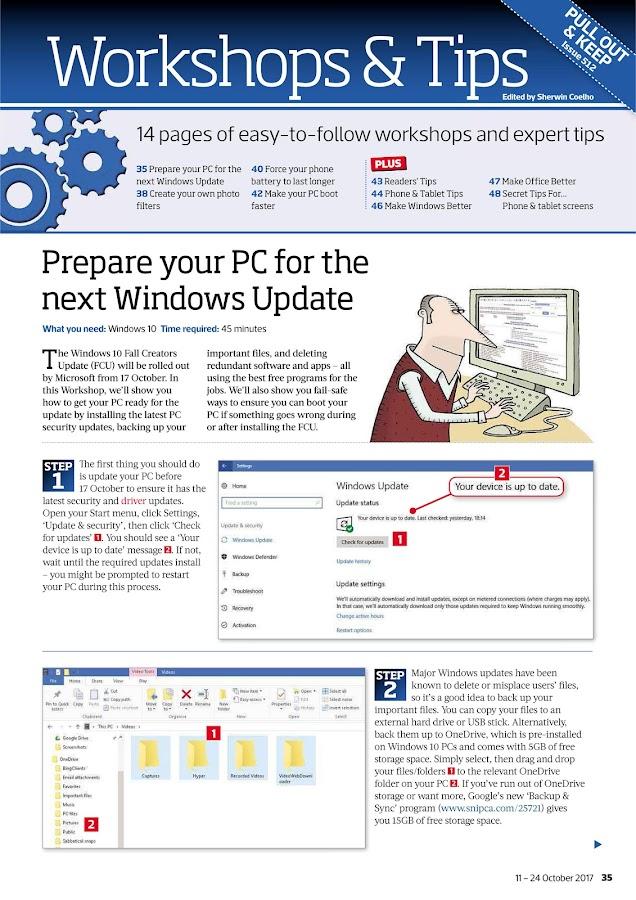 Computer Active- screenshot