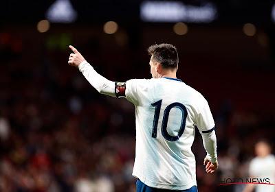 Copa America : Messi exclu, mais l'Argentine troisième