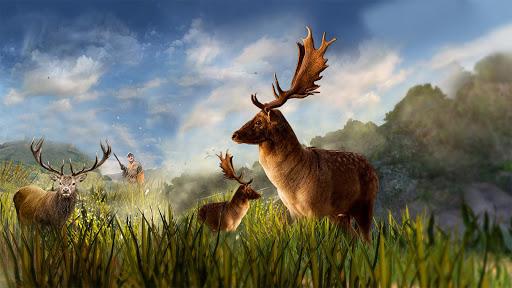 Wild Deer Hunter : deer shooting games 1.2 screenshots 1
