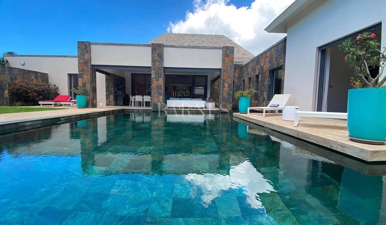 Villa avec terrasse Moka