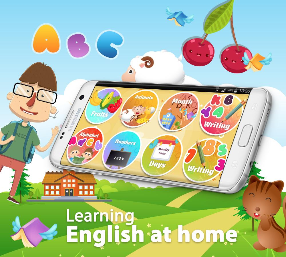 learning english for kids android apps on google play