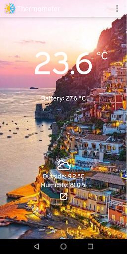 Thermometer screenshot 5